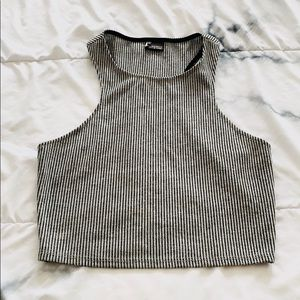 Urban Outfitters Sparkle & Fade Racerback Tank Top